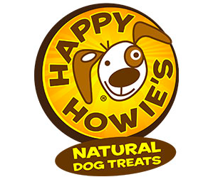 Happy Howie's is proud to offer an array of 100% all natural pet treats. Each treat is made in Detroit with only the best ingredients. They never use any corn, wheat, soy, artificial flavors, artificial colors or artificial preservatives. Happy Howie's All Natural Dog treats are proudly MADE IN THE USA!