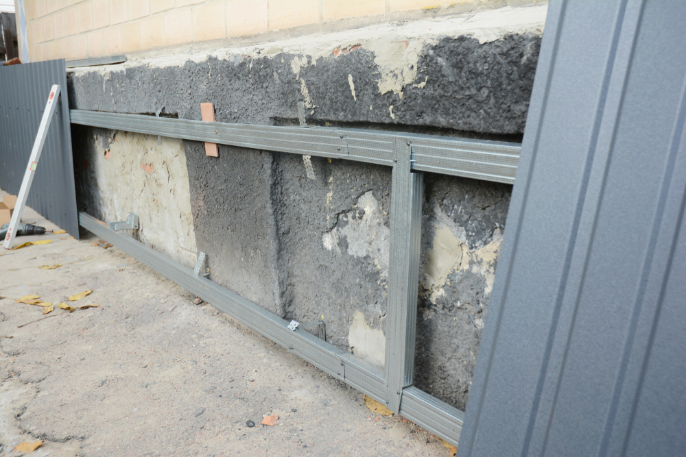 pier and beam foundation repair — Feed
