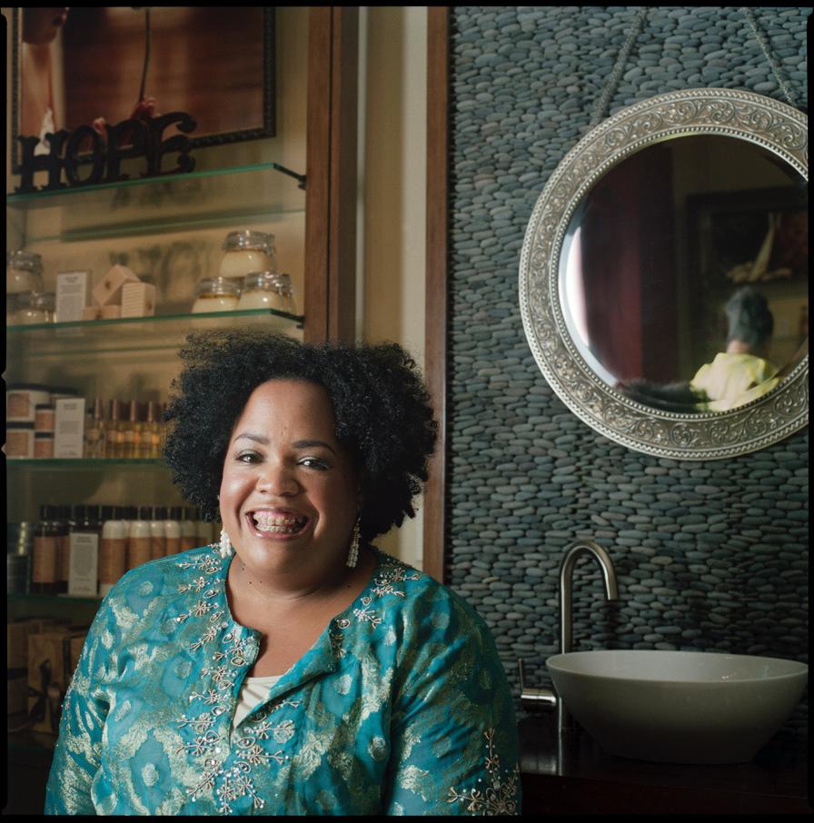 Lisa Price, founder of Carol's Daughter