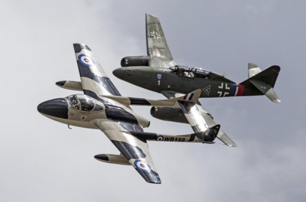 Vampire Airshows