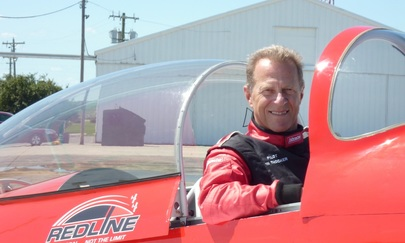 Jon Thocker - Jon retired from a 25 year career as an airline captain flying heavy jets in worldwide cargo service to pursue a lifelong passion for building and flying experimental aircraft. Jon is a licensed A&P mechanic and owns and operates Redline, LLC, a company specializing in state of the art avionics installations and experimental aircraft builder assistance. Visit his site at www.redlinethegoal.com