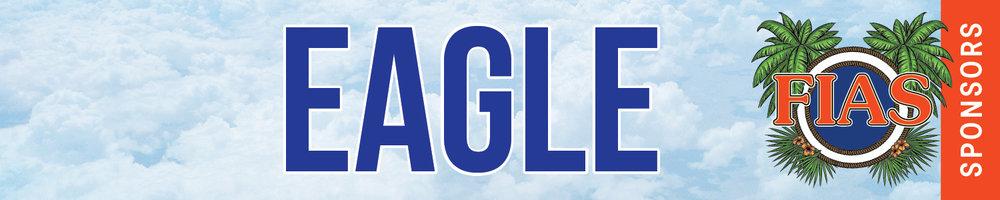 FIAS eagle sponsors