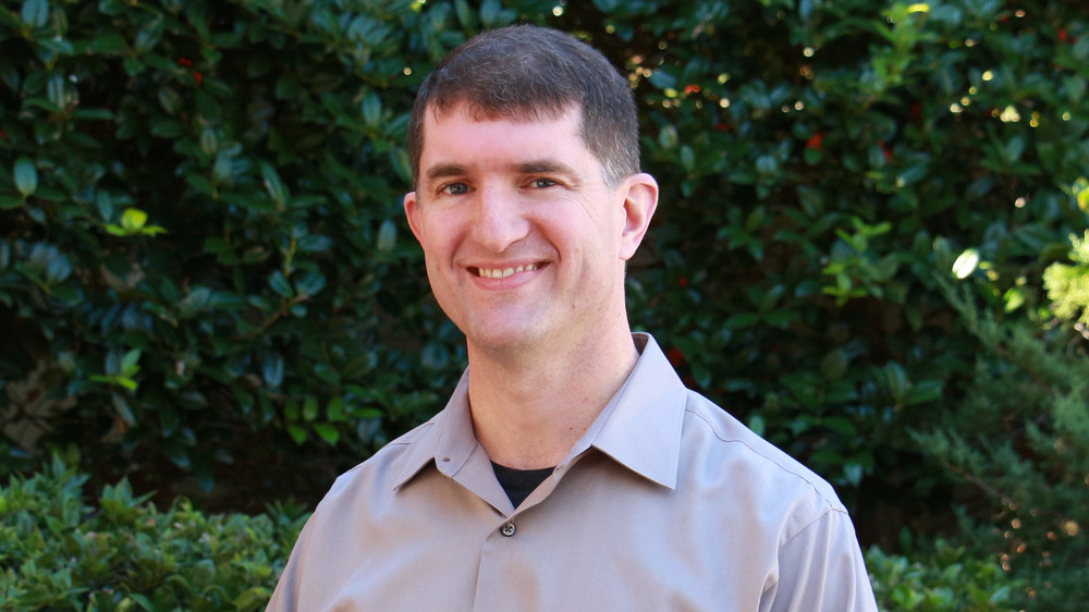 Brian Hinton, Associate Pastor