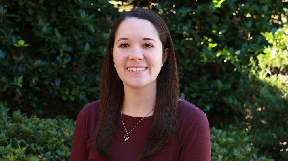 Caitlin Byrd, Admin Asst.