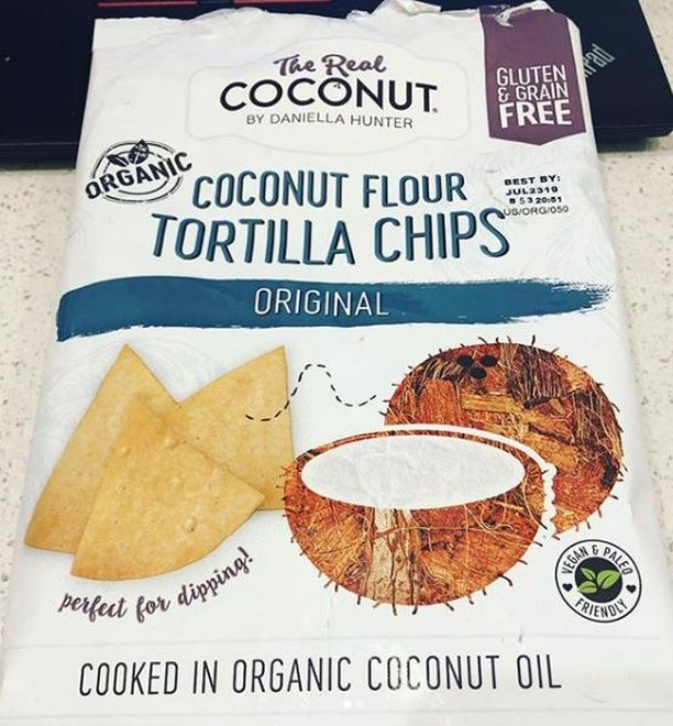 We love seeing bags of Coconut Flour Tortilla Chips completely empty! 😋  Photo from @emily_tiu_pdx