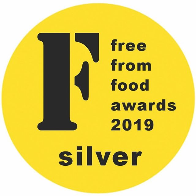 Lots to celebrate here this morning!Our delicious Himalayan Pink Salt Tortilla Chips have been awarded Silver at the 2019 FreeFrom Food Awards! 😀 Another great excuse for you to try them! #FFFA19 #freefromfoodawards