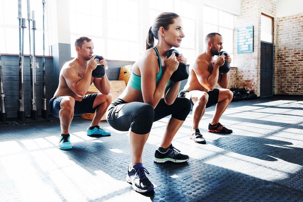 Semi Private Fitness Training Tucson