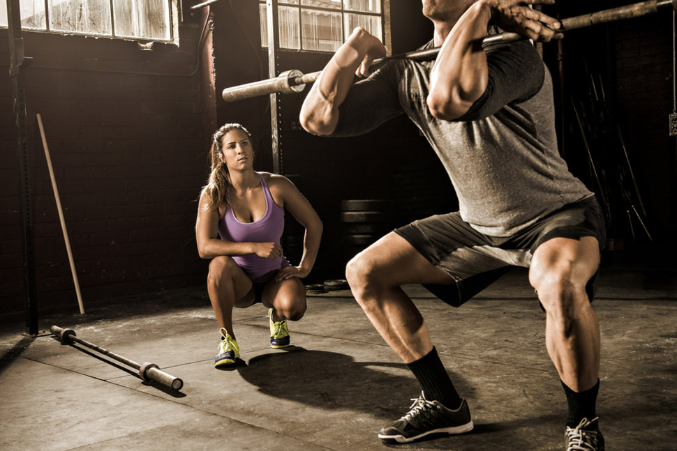 Fitness training specific to your sport