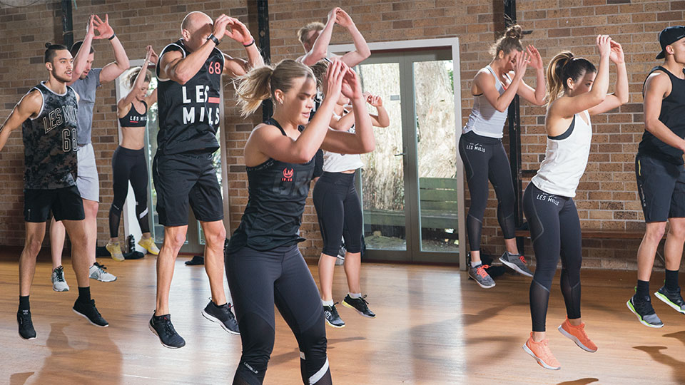 Melt - high intensity interval training