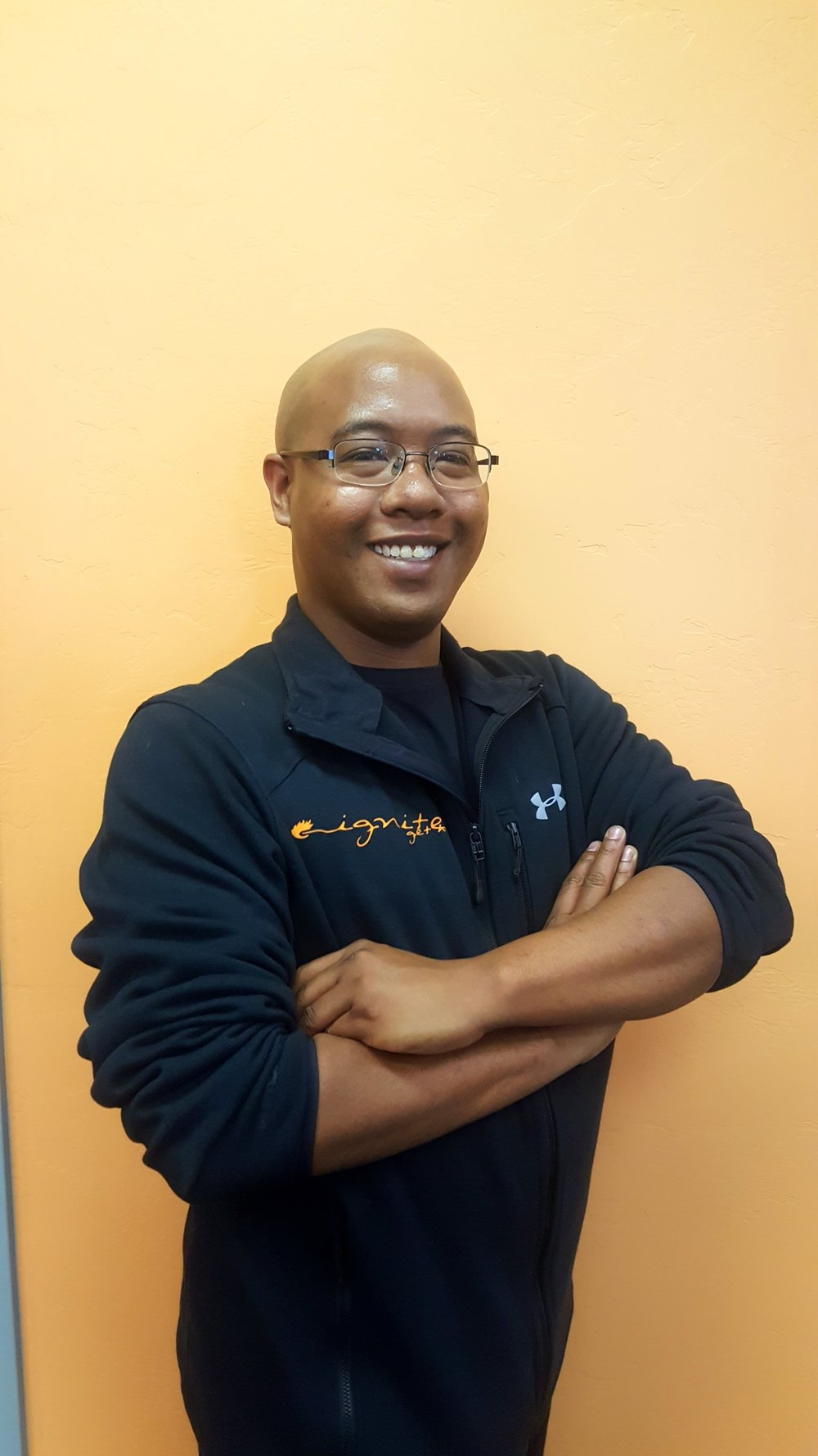 7 years of experience, Certified Personal Trainer