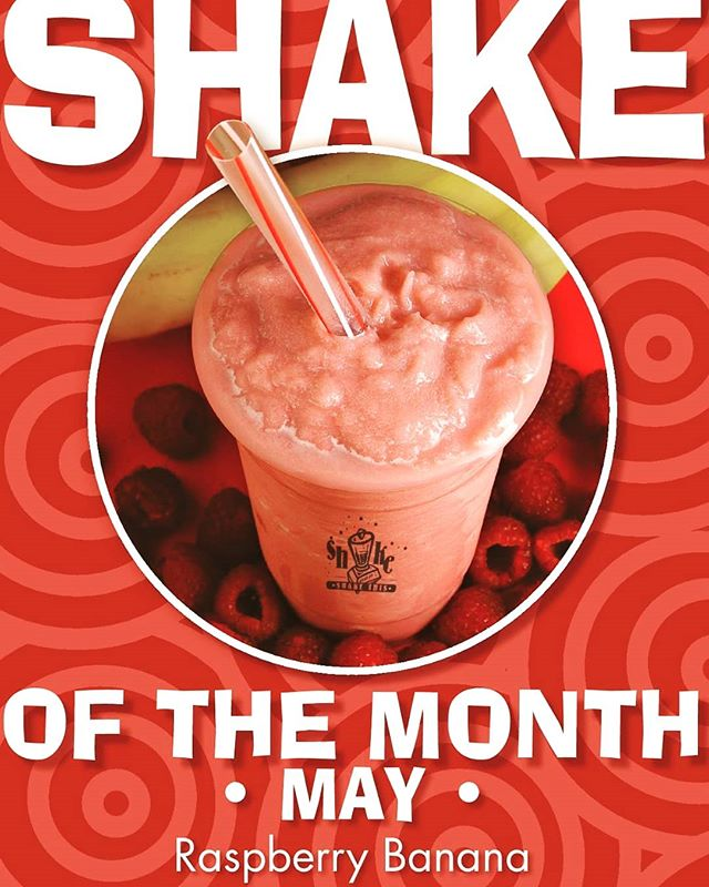Well...I don't know about everyone on here but it seems summer in Tucson has come early! Come beat the heat and try our shake of the month. This raspberry banana smoothie will cool you down to your core.  Oh! and it taste delicious too 😋  Let me know you saw this on our Instagram and I will give you a $1 off!! #shakeofthemonth #smoothie #protienshake #nutrition #tucson #personaltraining #healthyliving #instagood #foodporn #ignitefitness #gethot