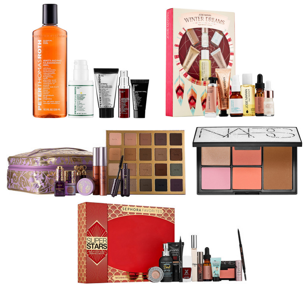 Best Sephora Holiday & Value Sets Right Now | Gift Sets 2014 | www.annemariemitchell.com