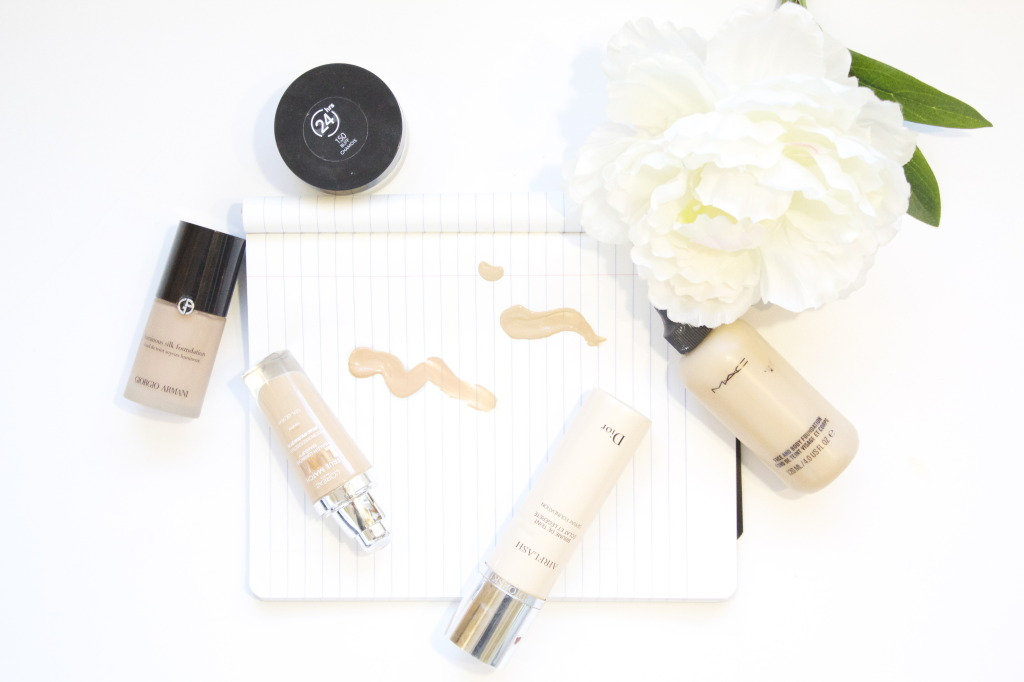 Tips for Finding Your Perfect Foundation Every Time | www.annemariemitchell.com