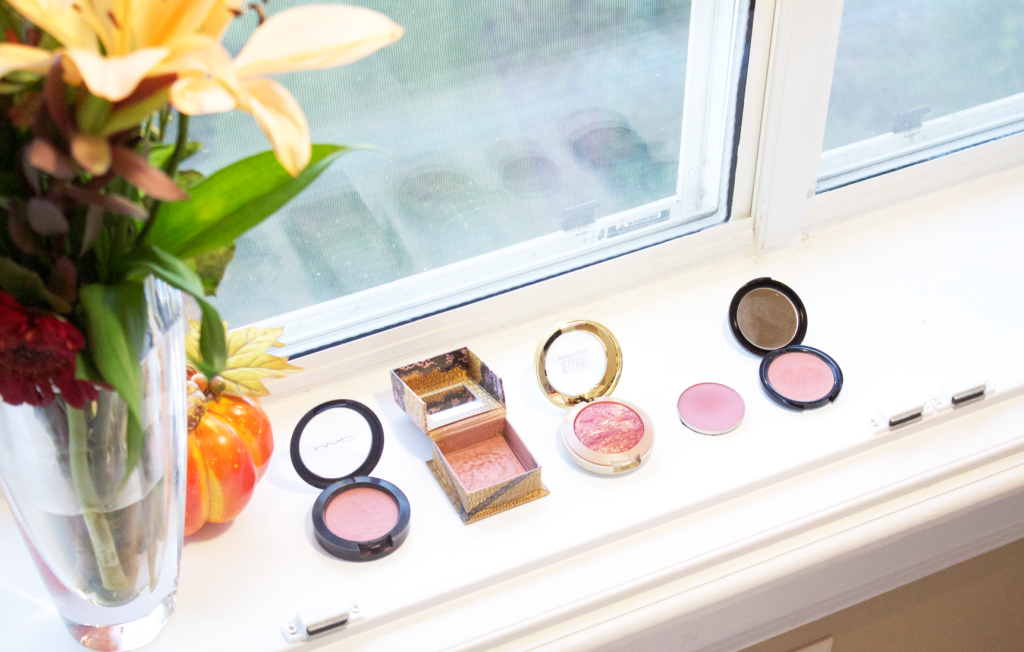 5 Amazing Mauve Blushes for Fall | www.annemariemitchell.com