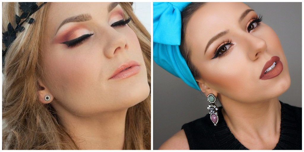 5 Makeup Inspirations for Thanksgiving | www.annemariemitchell.com