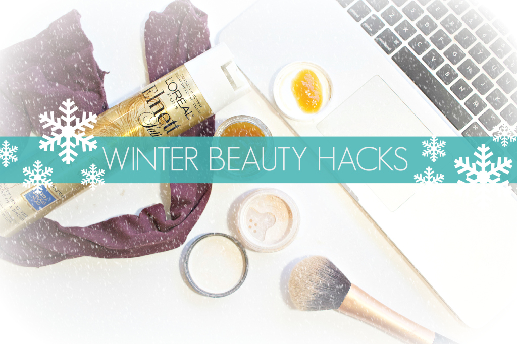 Winter Beauty Hacks | www.annemariemitchell.com