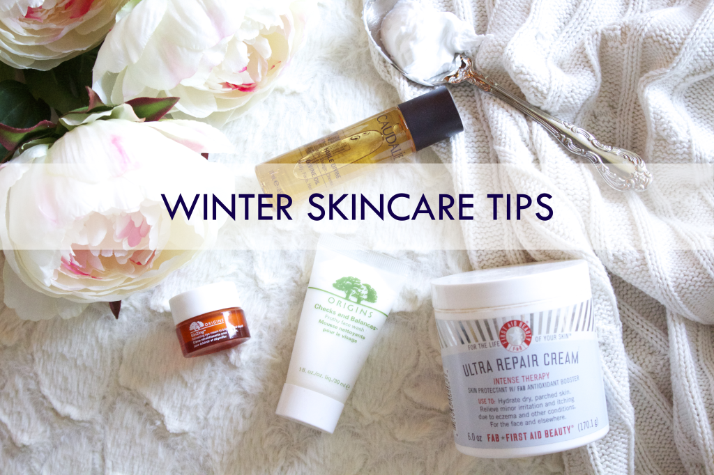 Winter Skincare Tips | www.annemariemitchell.com