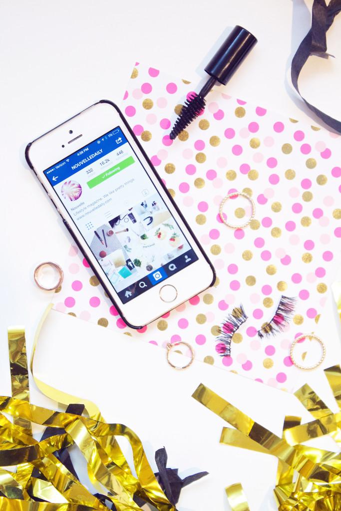 Beauty Instagrams to Follow | www.annemariemitchell.com