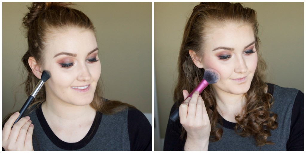 How to Style Makeup For a Vintage Dress | www.annemariemitchell.com