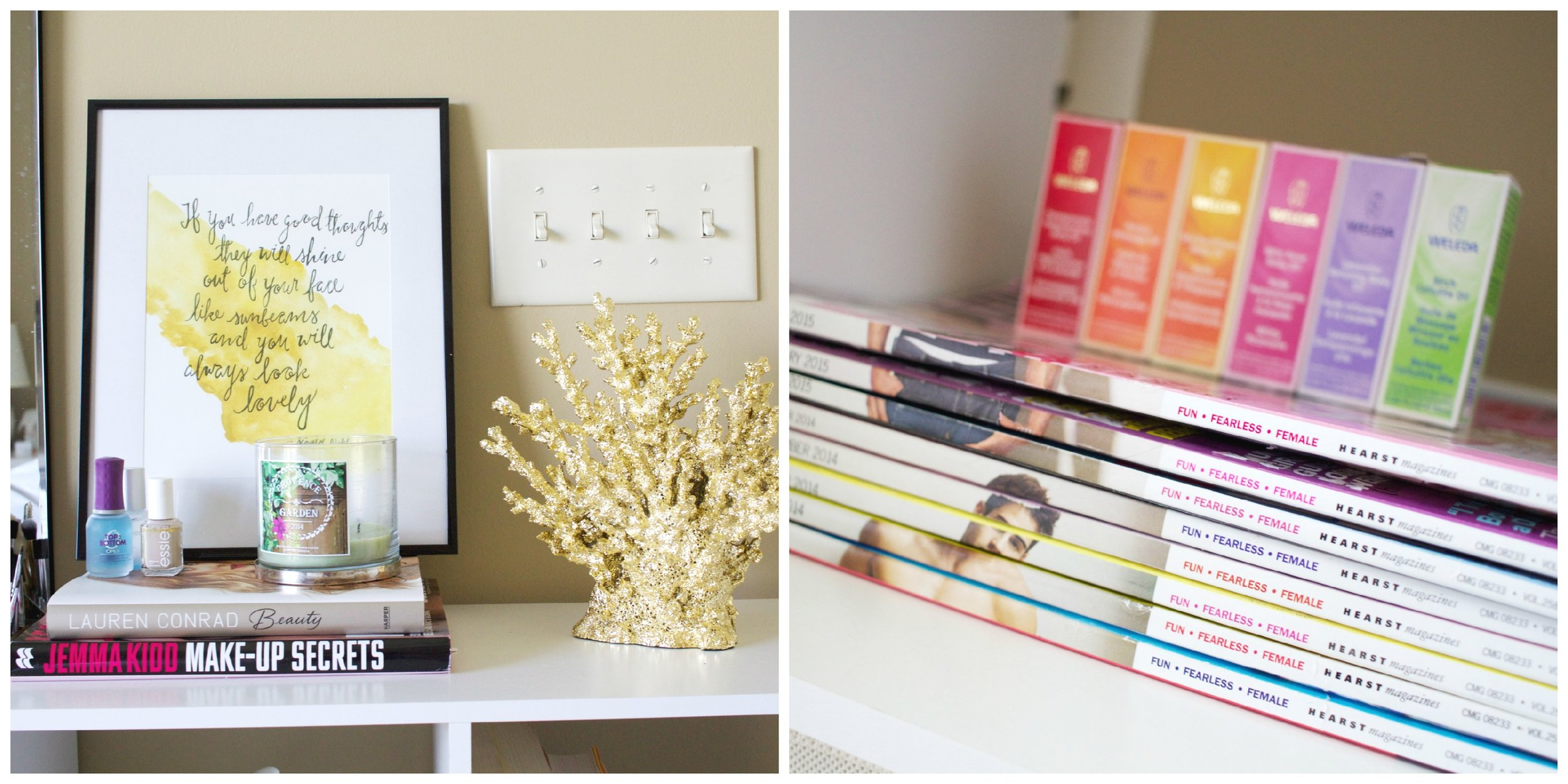 5 Bookshelf Styling Tips