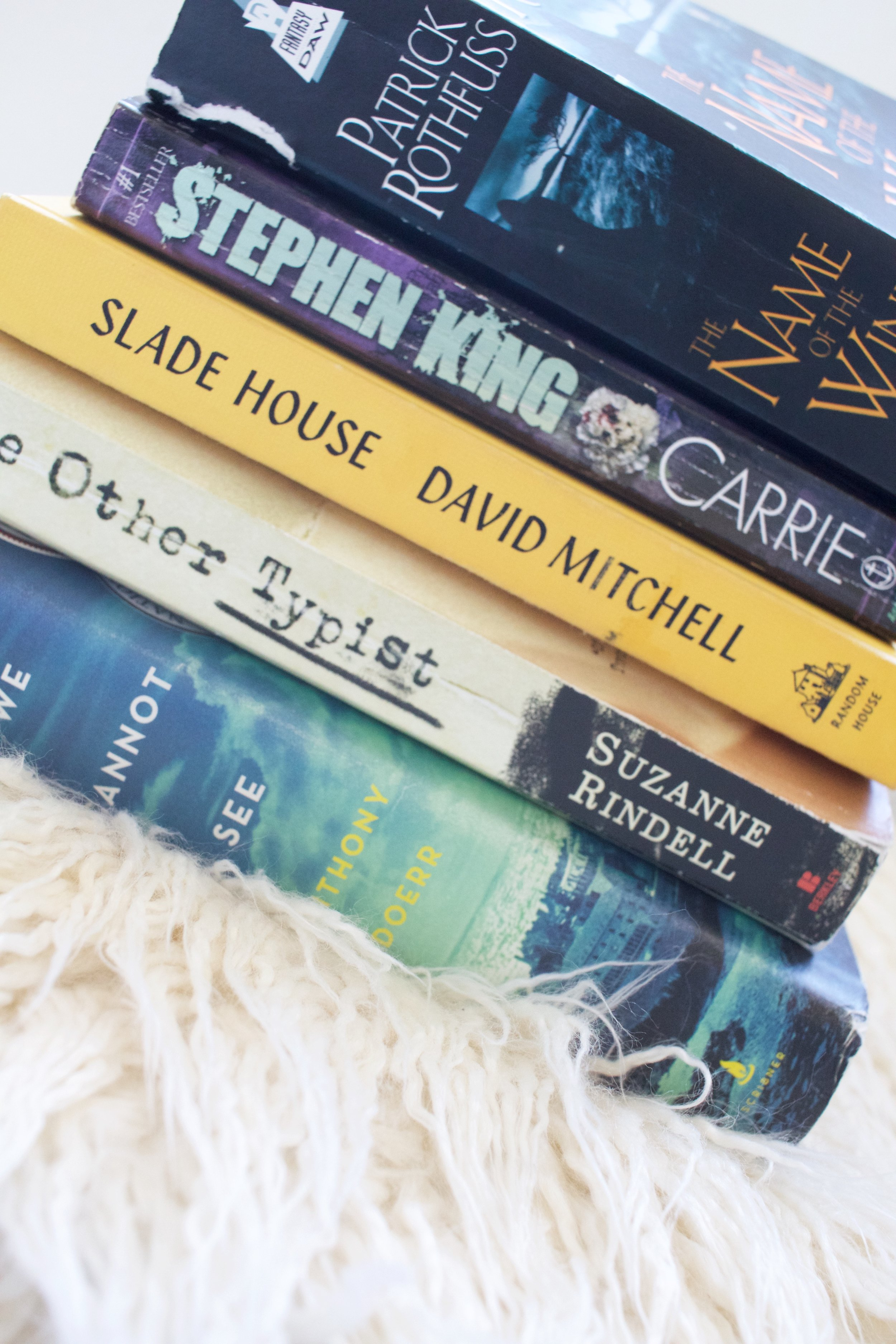 5 Recent Reads