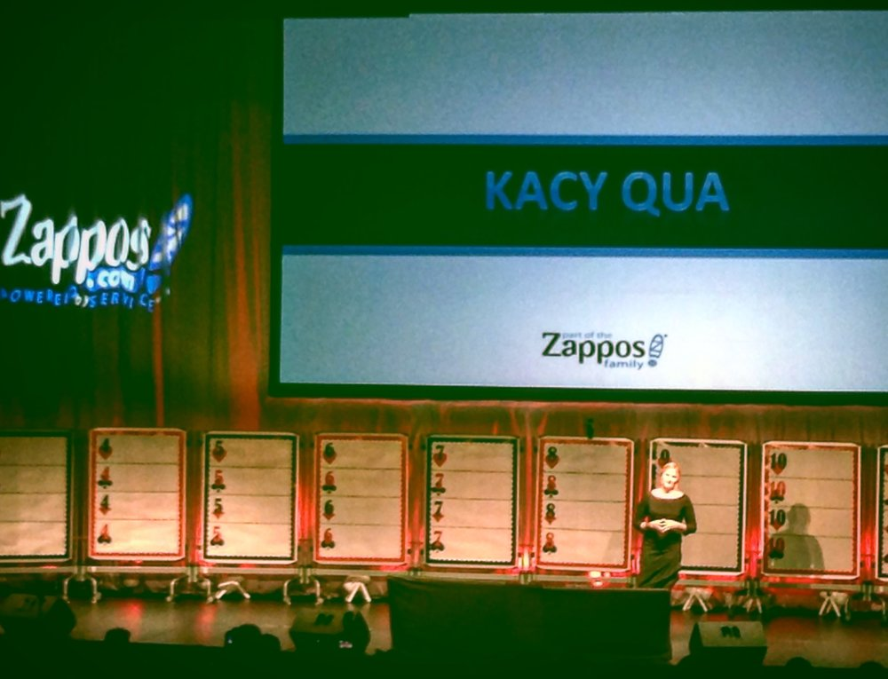 Zappos All Hands Meeting