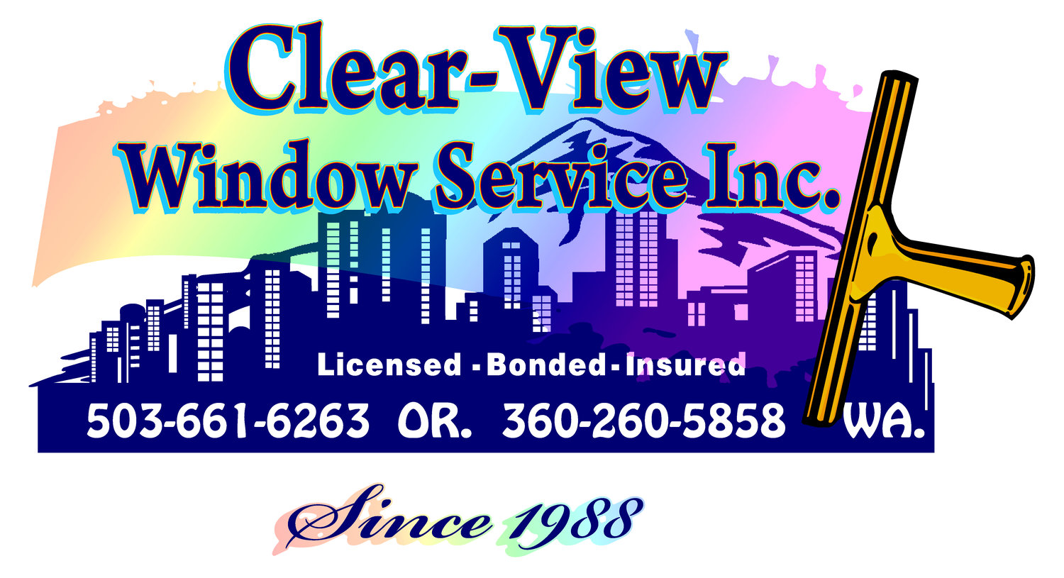 Clear-View Window Service Inc.