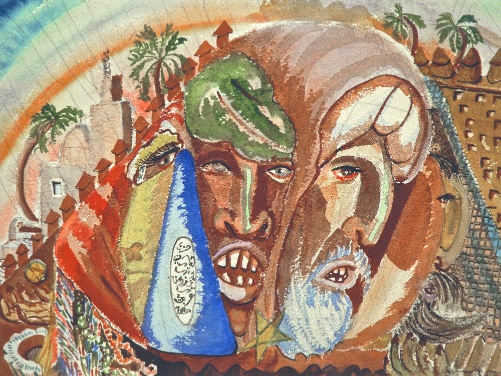 Fez: Summary of Morocco, 1932