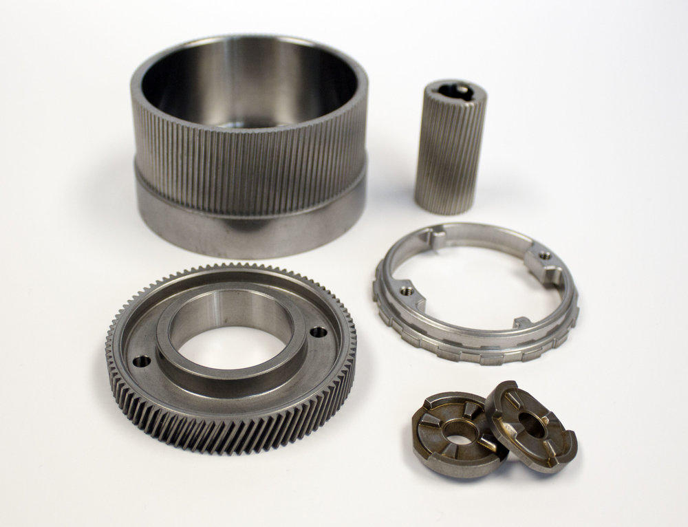 powder metallurgy - Precision Gearing (Spur & Helical)Structural Components