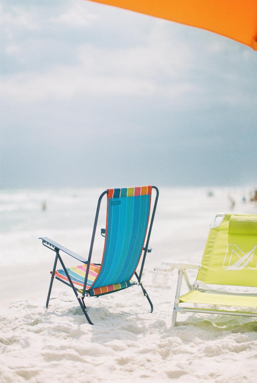 beach chairs summer