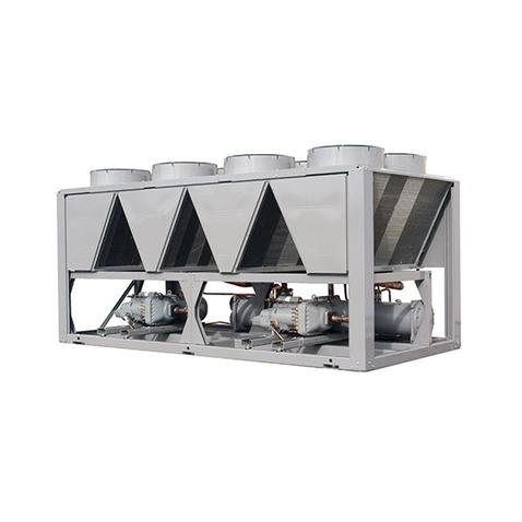 Chiller 30XA - Resfriador de Líquido Com Condensação a Ar ou a Água.