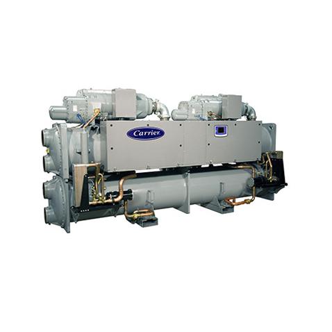 Aquaforce Chiller 30XW - Resfriador de Líquido Com Condensação a Ar ou a Água.