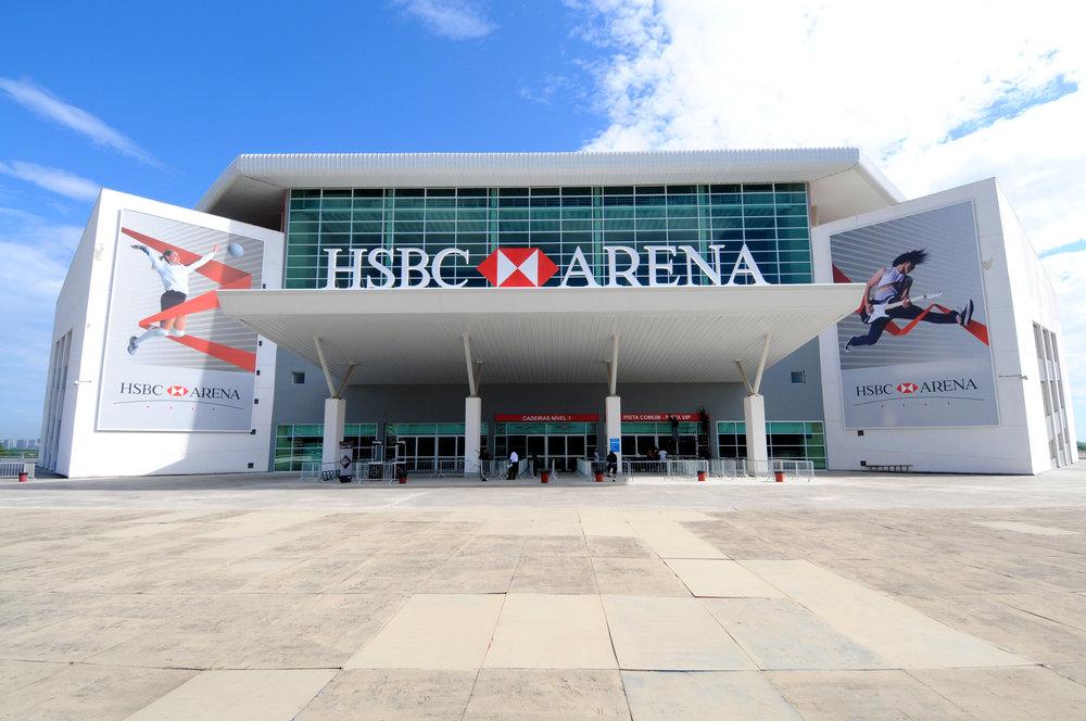 HSBC Arena - Rio de Janeiro
