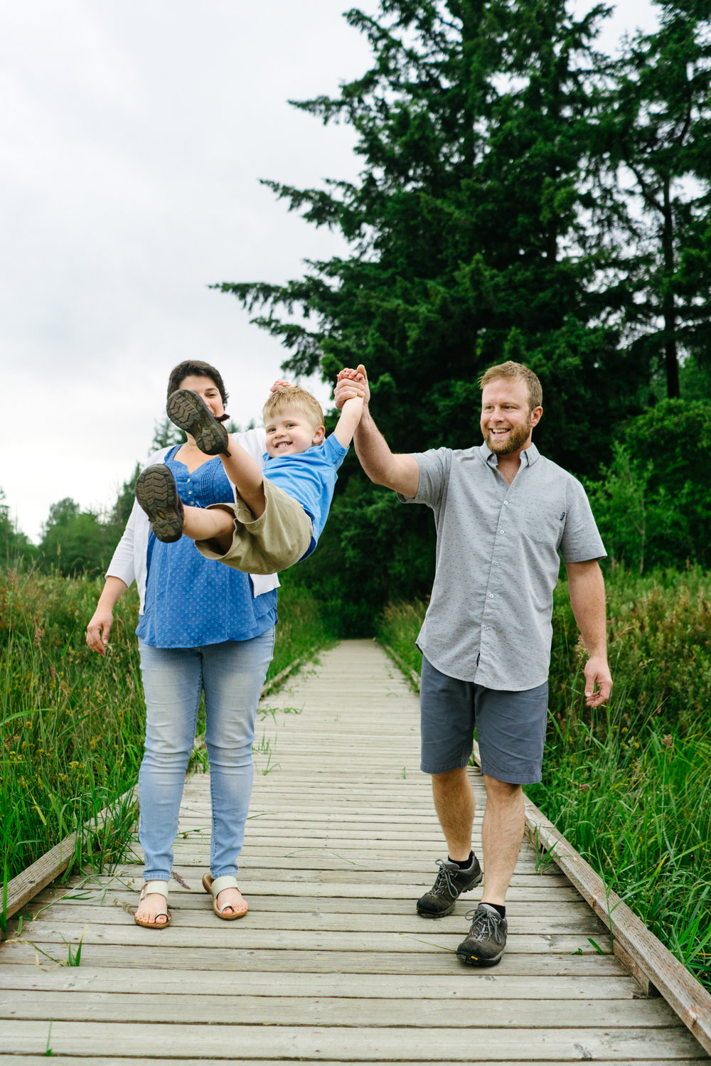 Fun Seattle Family Photography