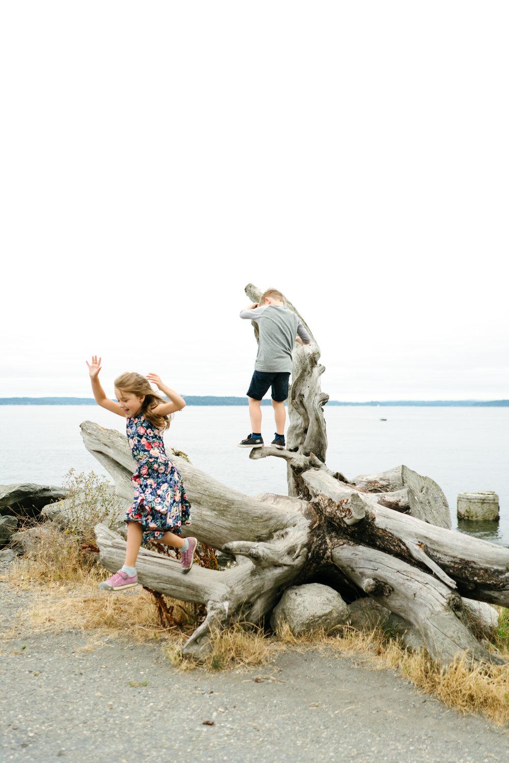 Everett Family Portrait Photographer