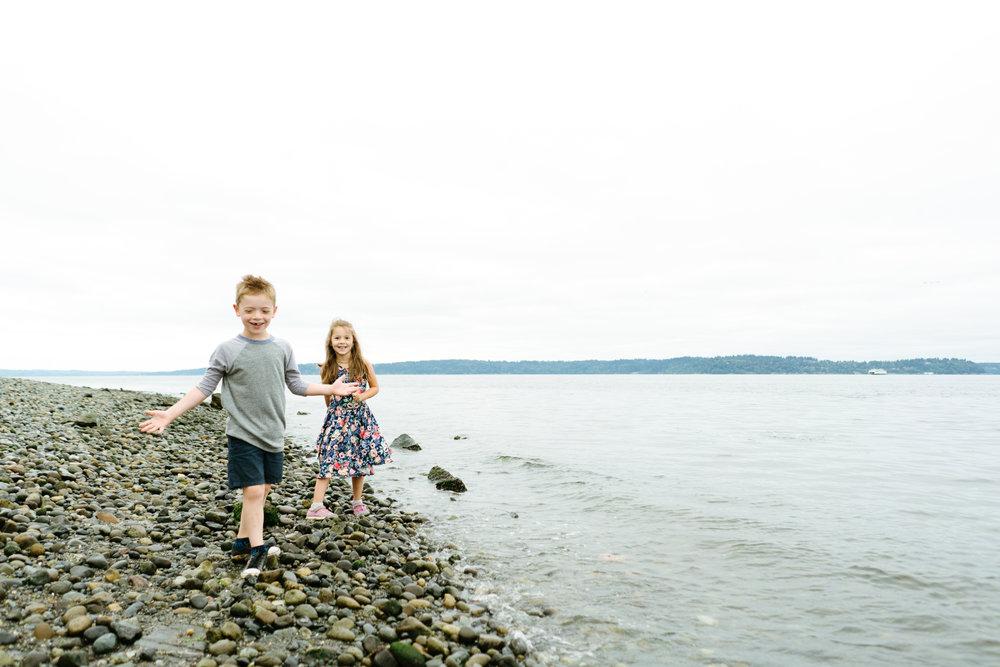 Seattle Lifestyle Children's Photographer