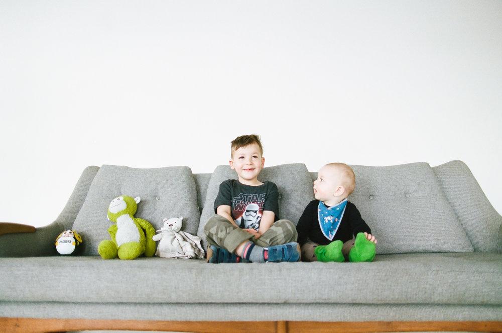 Seattle Children's Portrait Photographer
