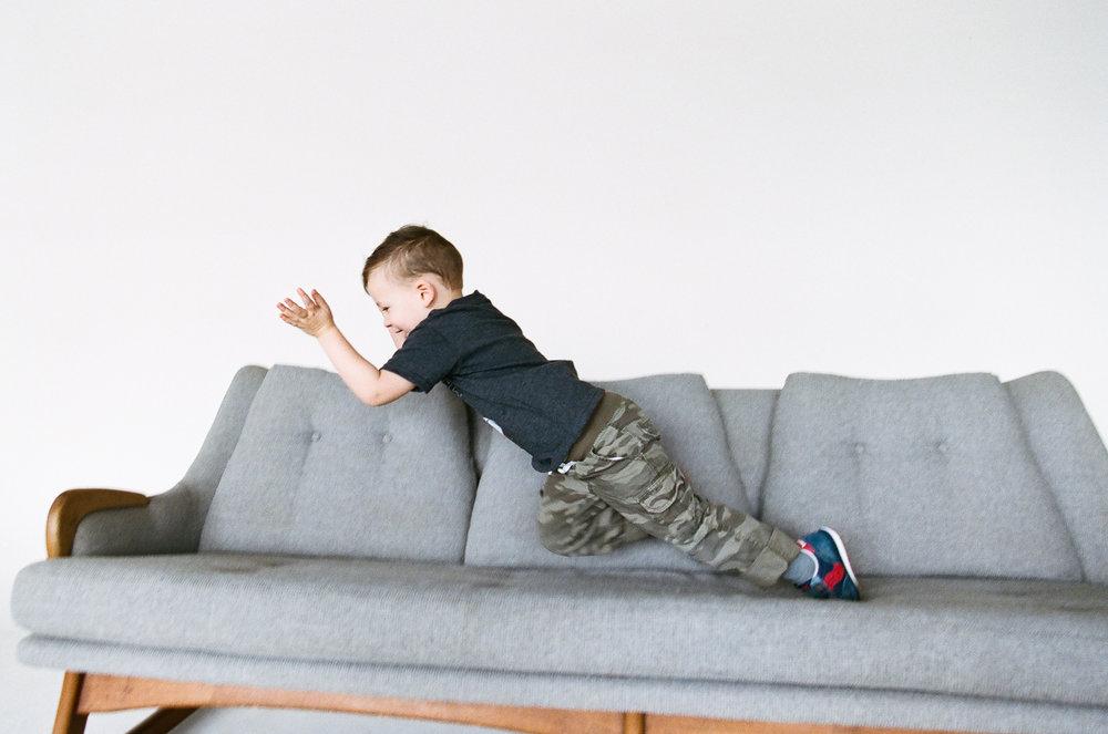 Modern Children's Photographers in Seattle