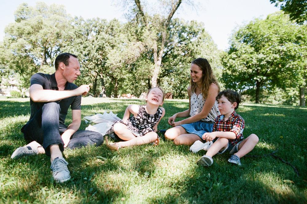 Carkeek Park Family Photos
