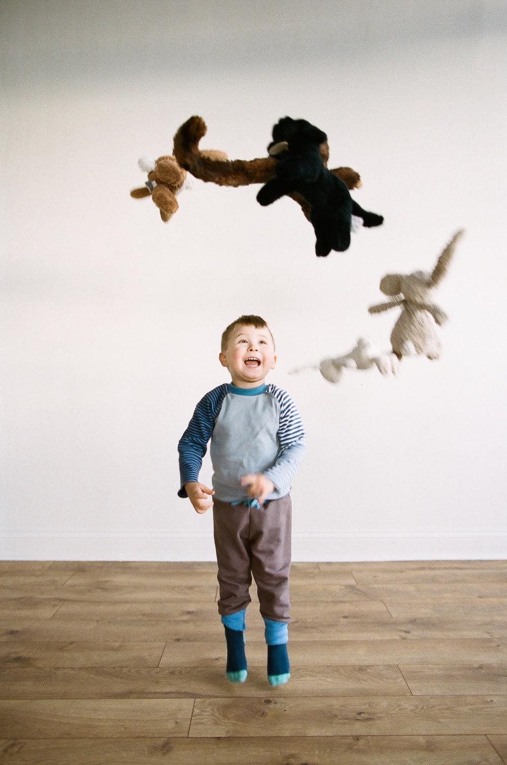 Children's Toy Photographer
