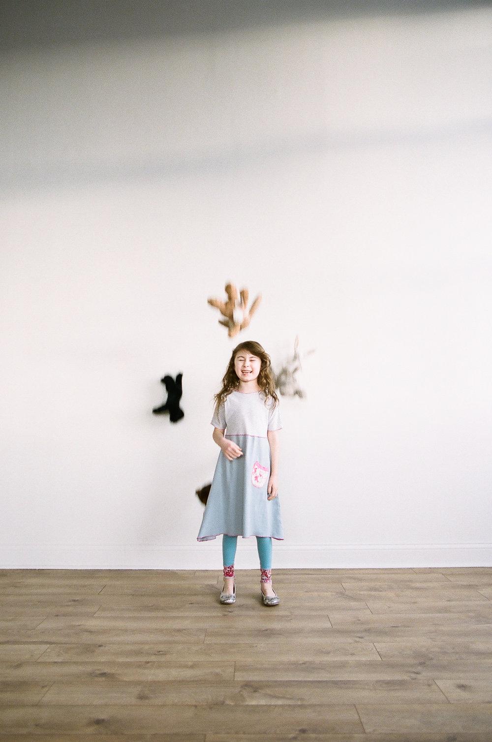 Kids Fashion Brand Photography