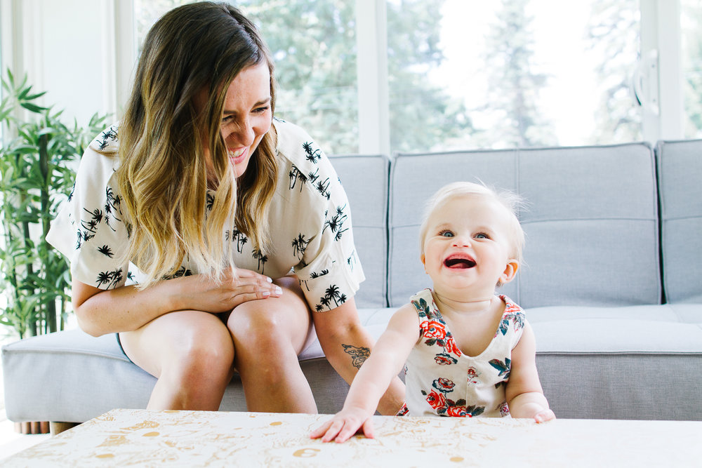 Seattle Modern Family Photography