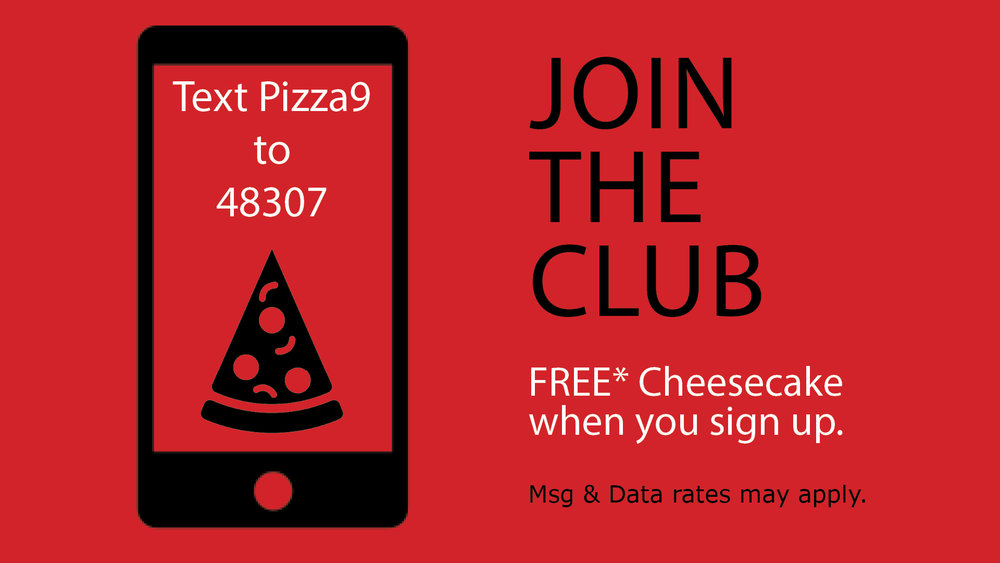 *Note: If you have already joined our text club and would like to opt out please reply STOP to 48307.