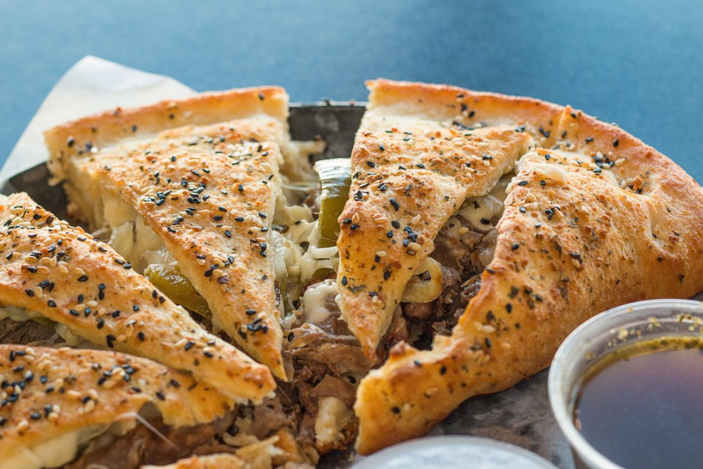 Chicago Beef Calzone