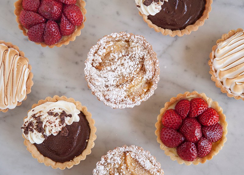 Cakes and Tarts -