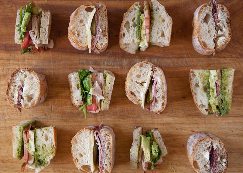 Sandwich Platter -
