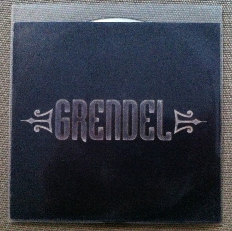 "GRENDEL ""Strangers/Nothing Like Senses"" [demo]"