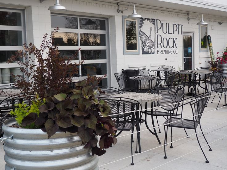 Pulpit Rock Brewing Company -