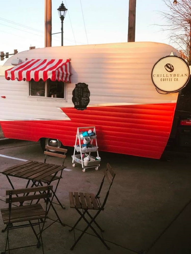 Chillybean Coffee Camper
