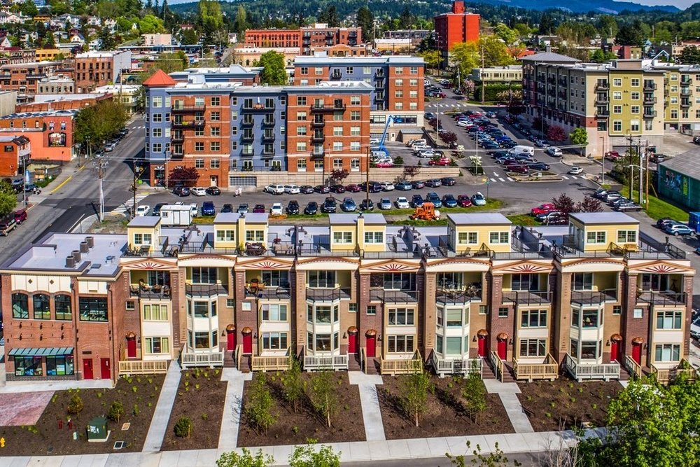 Fairhaven Harbor Townhomes
